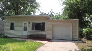 309 Sherman Street, Emporia, KS — 2 Bedroom, 1 Bath