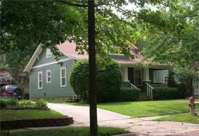 1628 Rural Street, Emporia, KS — 3 Bedroom, 1 Bath House for Rent