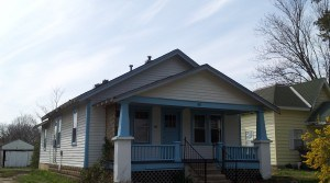 105 S Rural, Emporia, KS — 2 Bedroom, 1 Bath