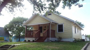 1311 Exchange Street, Emporia, KS — 4 Bedroom, 1 Bath