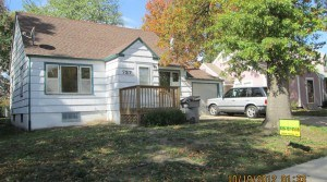 737 Garfield Street, Emporia, KS — 3 Bedroom, 1 Bath