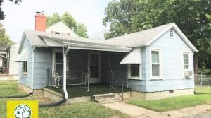 630 Garfield Street, Emporia, KS — 1 Bedroom, 1 Bath