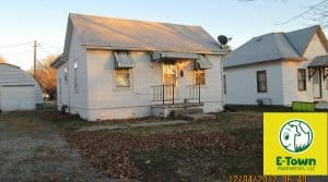 1012 Sunnyslope Street, Emporia, KS — 1 Bedroom, 1 Bath House for Rent