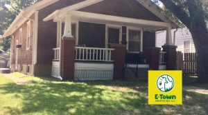 1005 Chesnut Street, Emporia, KS — 3 Bedroom, 1 Bath