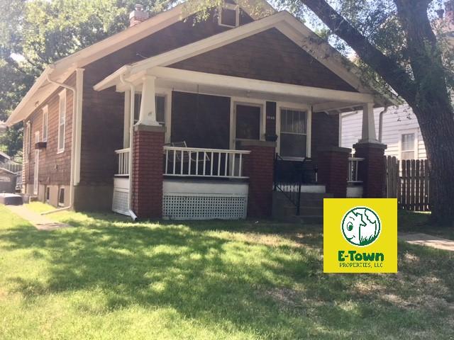 1005 Chesnut Street, Emporia, KS — 3 Bedroom, 1 Bath